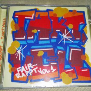 Fair...Rappt Sampler Vol. 1 CD