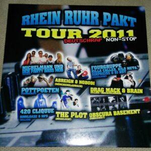Rhein Ruhr Pakt 2011 CD