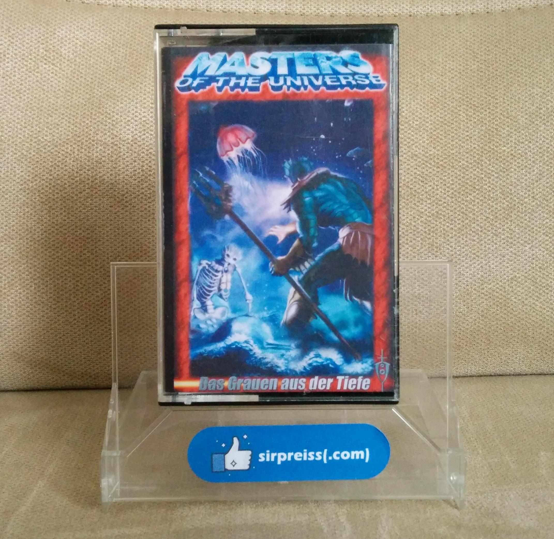 Masters of the Universe (Hearoic) - Das Grauen aus der Tiefe (MC) (1)