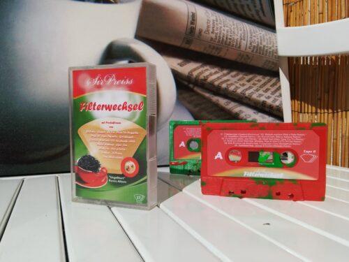 SirPreiss - Filterwechsel Tape