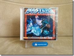 Masters of the Universe (Hearoic) - Das Grauen aus der Tiefe (CD) (1)